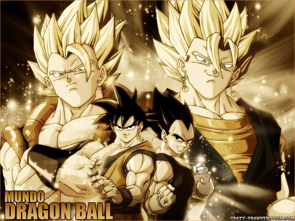 Dragon Ball Z (wallpapers HD) (Megapost)